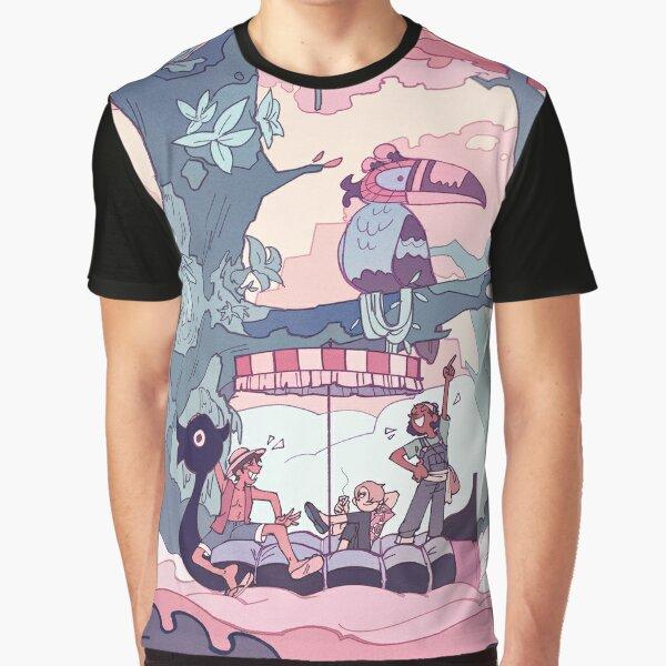 Bon voyage! T-shirt graphique
