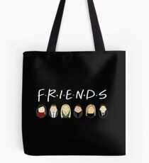 Friends Tiggles Tote Bag