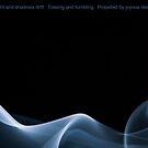 Smoky Blues Drift by Richard G Witham
