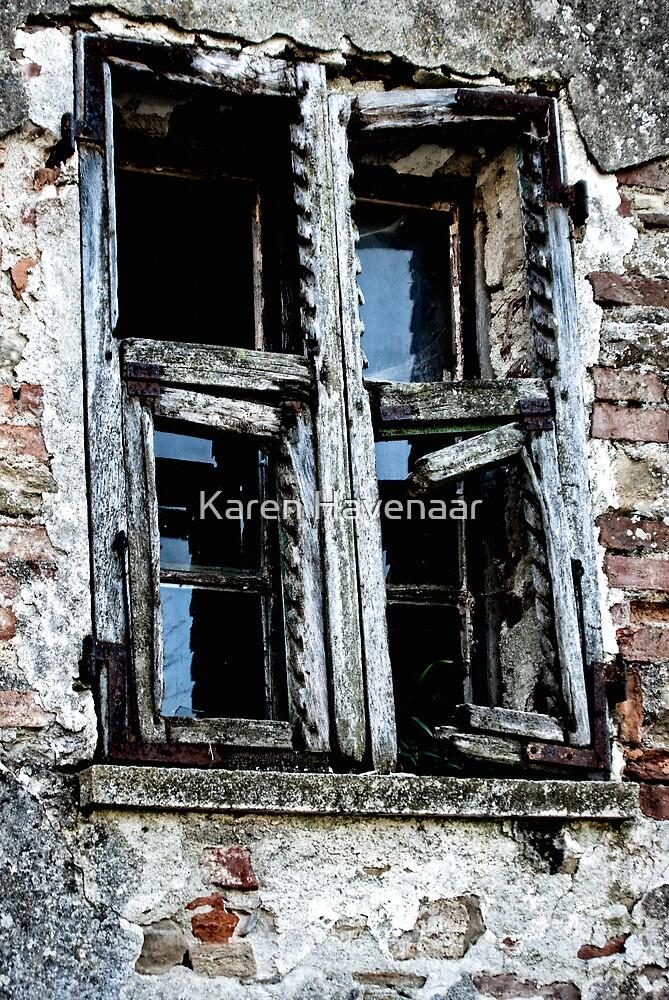 Broken, Kaput, Totally useless by Karen Havenaar