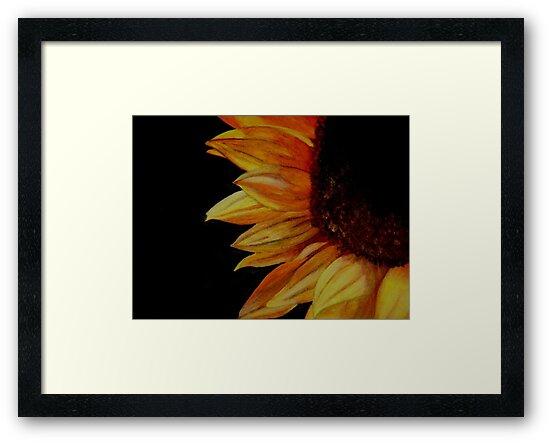 A Portrait in Full Bloom by Marsha Free