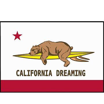 Kalifornien träumen von Treeshius