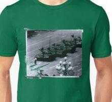 """1989 Tiananmen square Tank Man"" T-Shirt etc... Unisex T-Shirt"