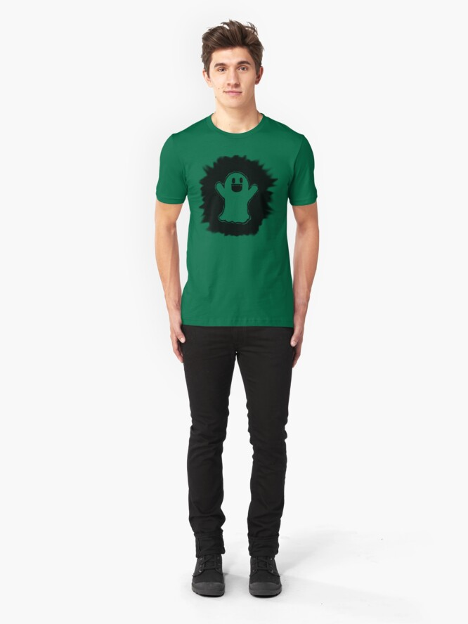 Alternate view of Boo I. Slim Fit T-Shirt