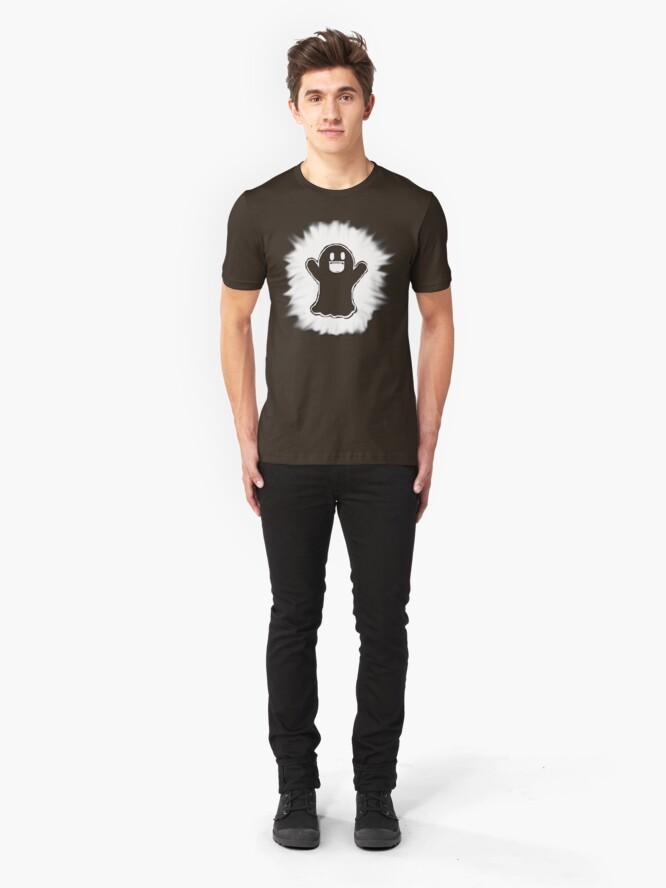 Alternate view of Boo II. Slim Fit T-Shirt