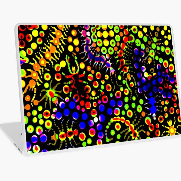 Tropical Candy Laptop Skin