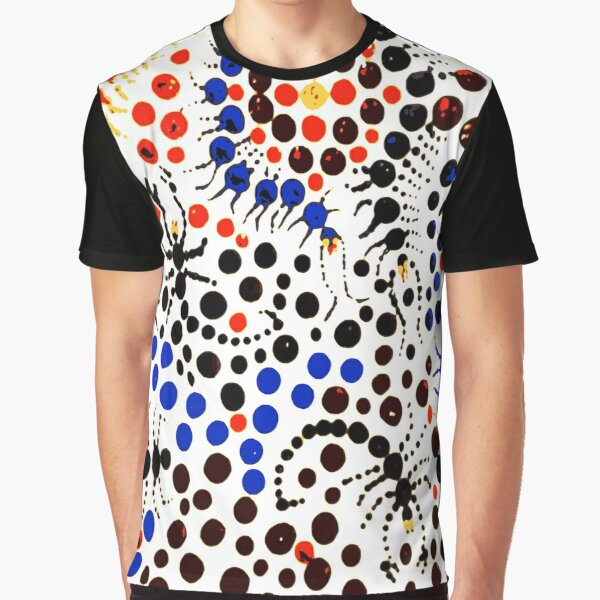 Creeping Candy  Graphic T-Shirt