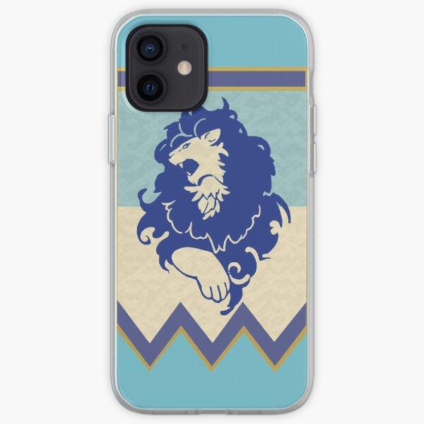 Blue Lions Logo - Version 2 iPhone Soft Case