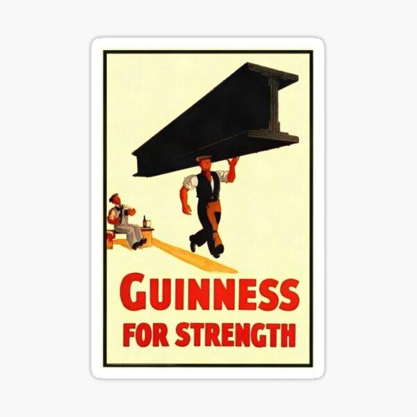 Guinness pour la force Sticker