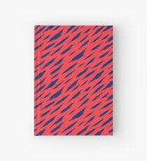 Abstract pattern Hardcover Journal
