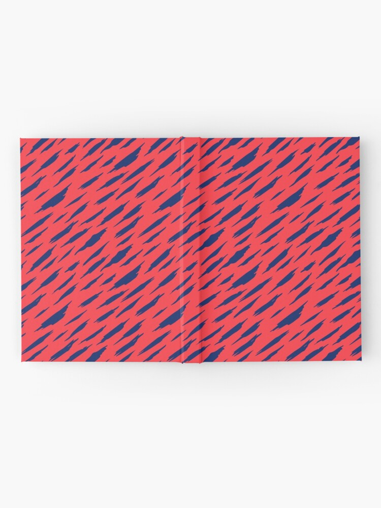 Alternate view of  Abstract pattern Hardcover Journal