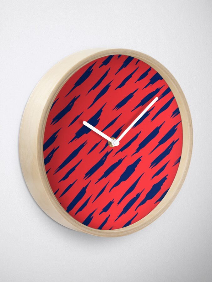 Alternate view of  Abstract pattern Clock
