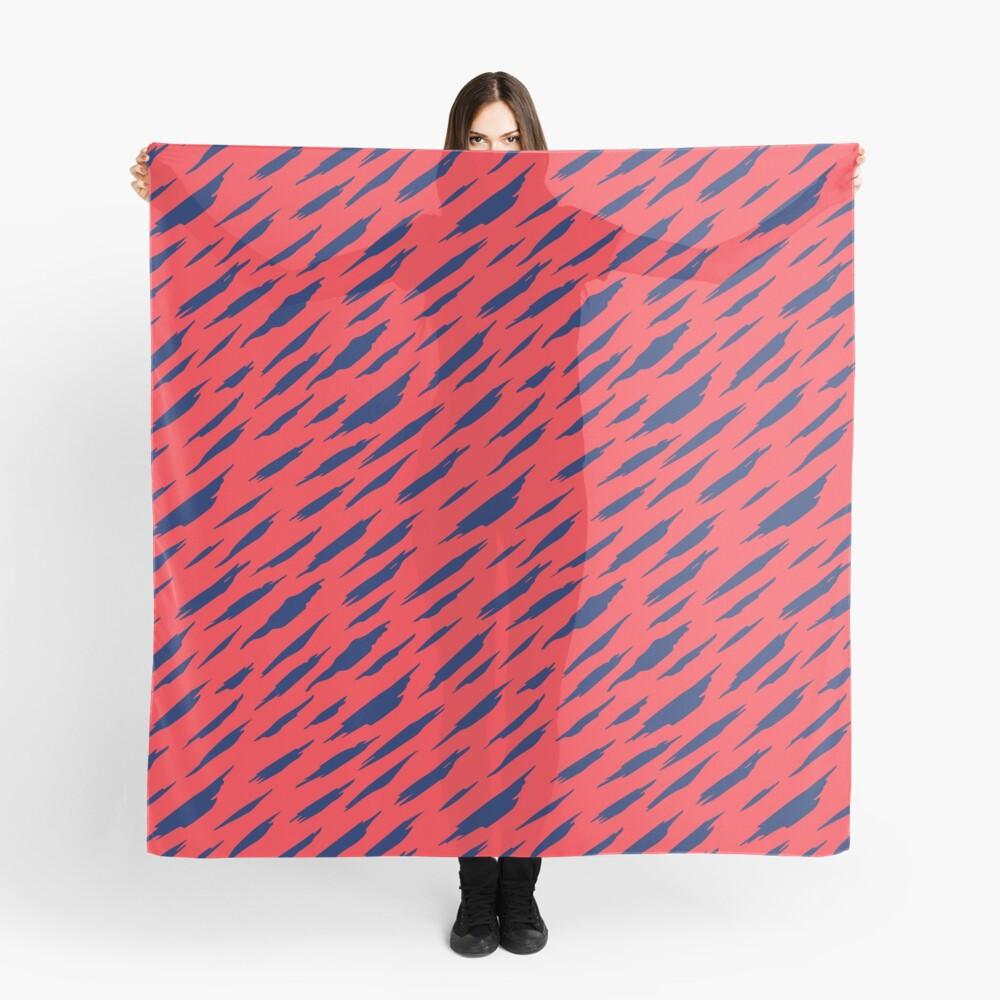 Abstraktes Muster Tuch