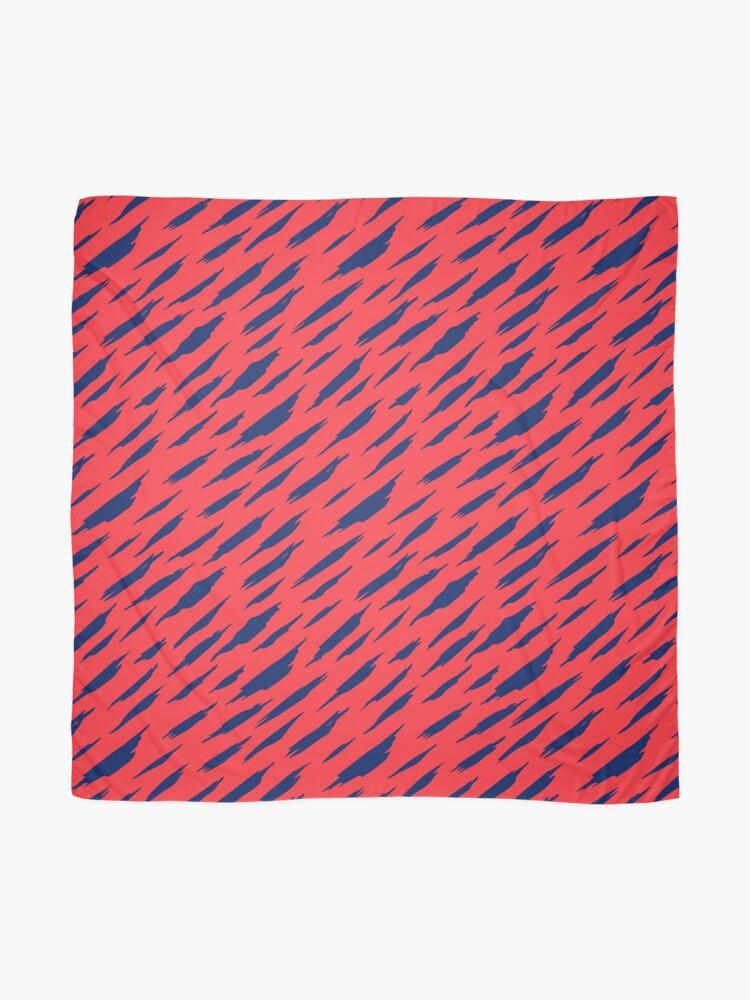 Alternative Ansicht von Abstraktes Muster Tuch