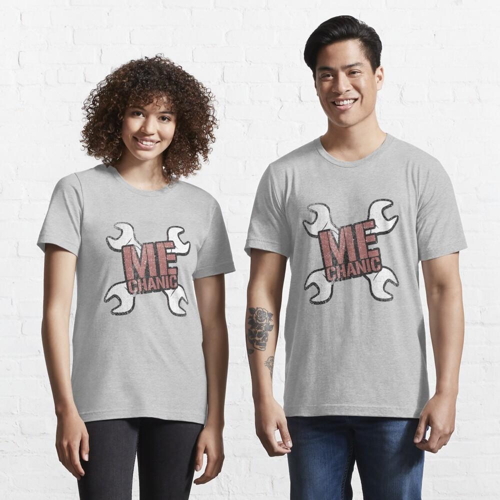 Mechanic - Mechanic Gift Essential T-Shirt