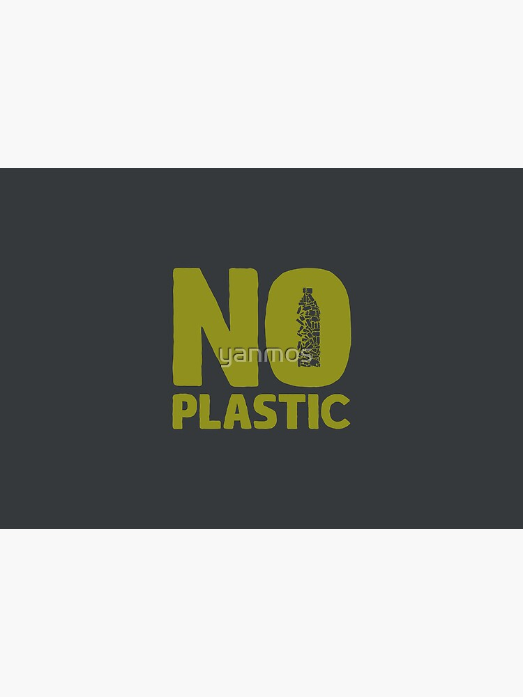 No plastic by yanmos