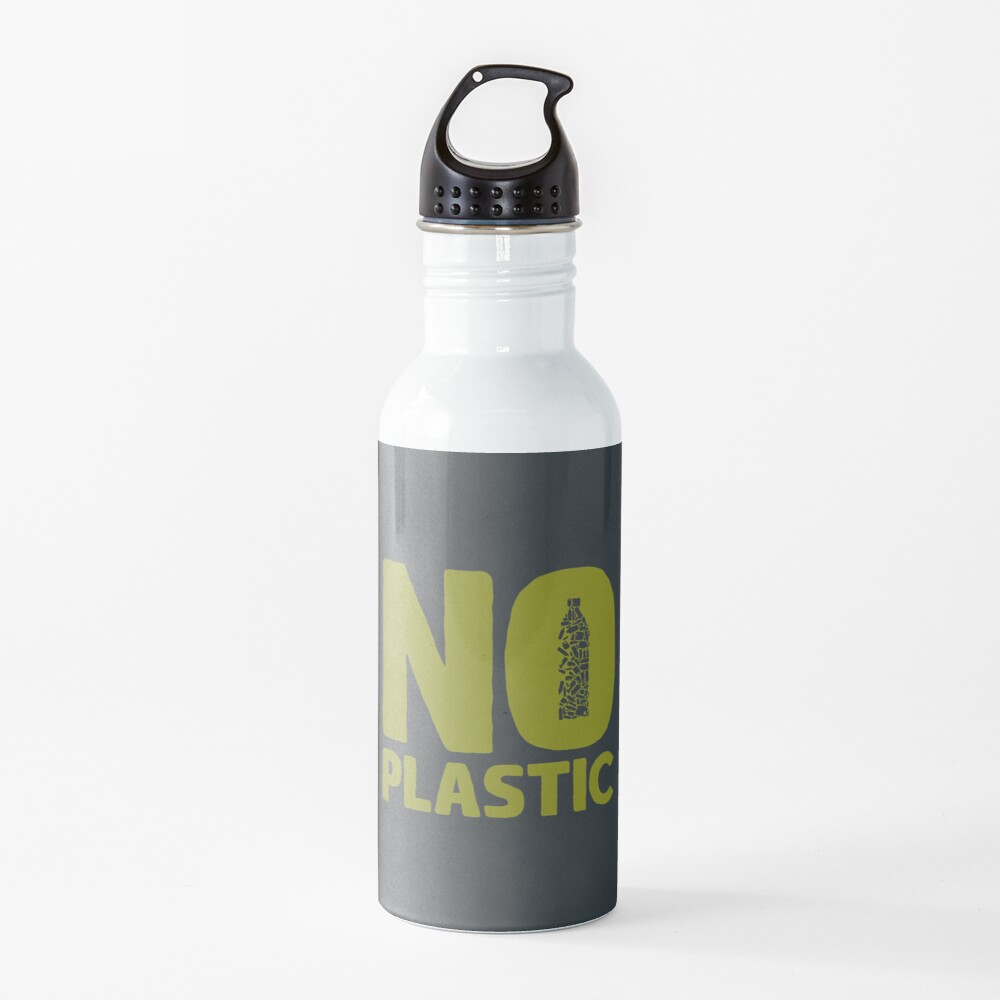 No plastic Water Bottle