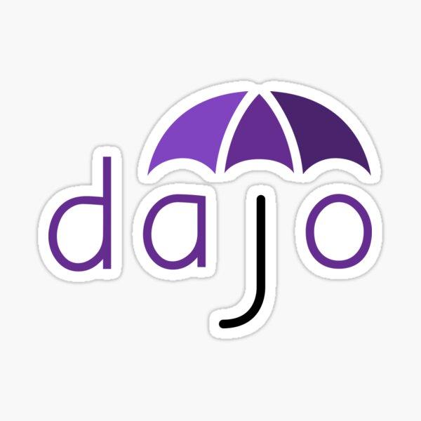 Dajo Logo Sticker