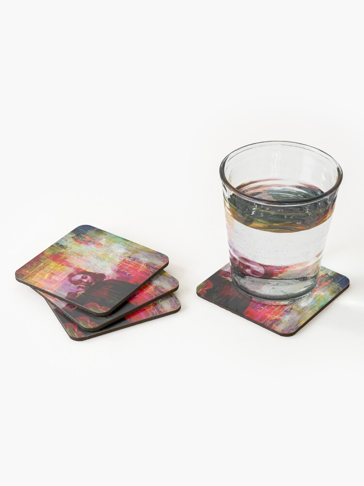 Alternate view of Done Coasters (Set of 4)