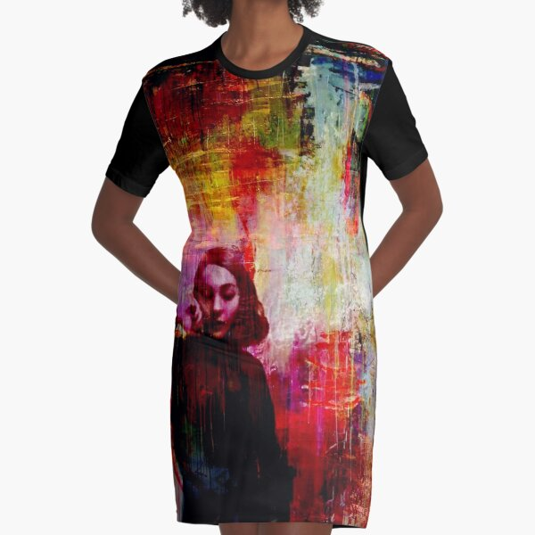 Done Graphic T-Shirt Dress