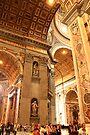St.Peter Basilica. Vatican by terezadelpilar ~ art & architecture