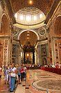 St.Peter's Basilica. Rome by terezadelpilar ~ art & architecture