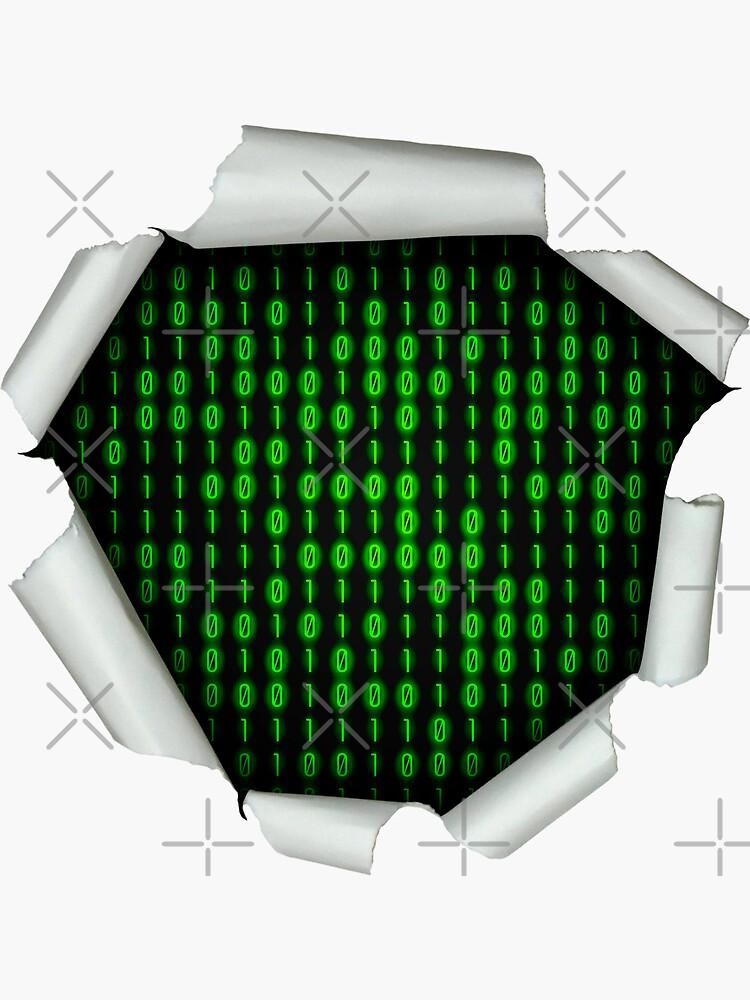 Binary Code Inside by pattypattern