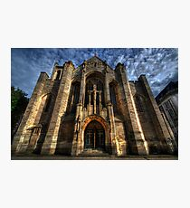 Leeds Cathedral Photographic Print