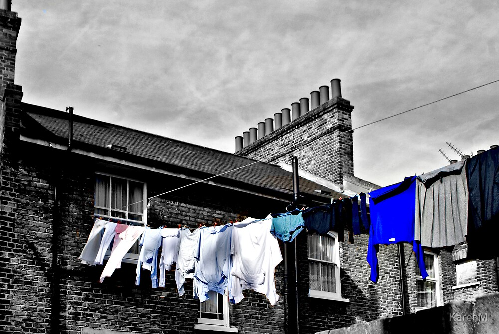 Washing Line by KarenM