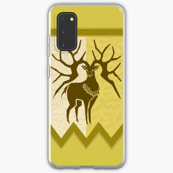 Golden Deer Logo - Version 2 Samsung Galaxy Soft Case