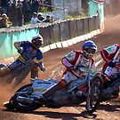 Glasgow Speedway by Steve Hammond