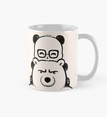 Panda And Polar Bear Mug