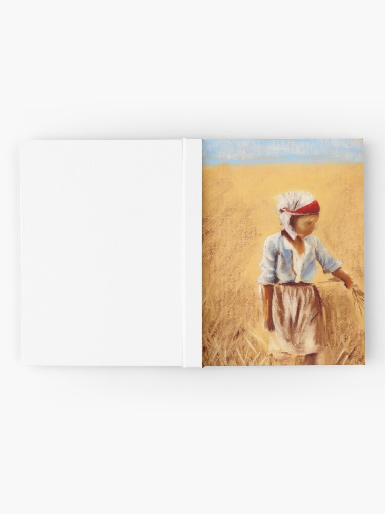 Alternate view of A Girl In a Field Hardcover Journal