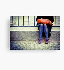 OnePhotoPerDay Series: 280 by L. Canvas Print