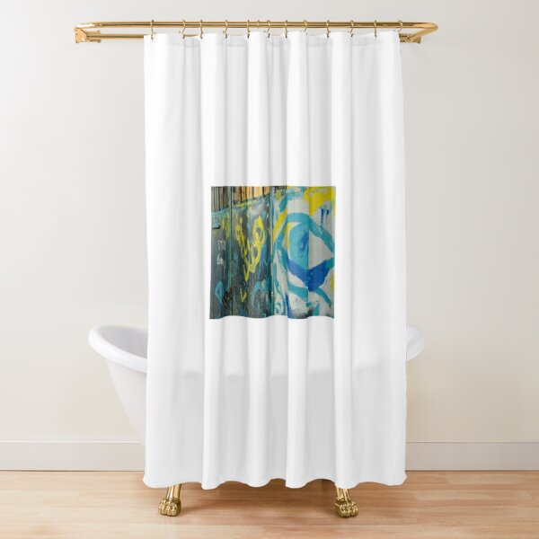 All seeing... Shower Curtain