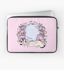 you are magic - pt2 Laptop Sleeve