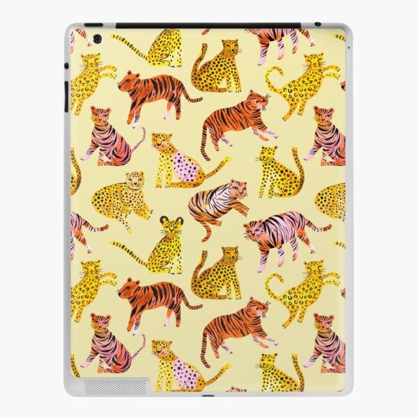 Tigers and Leopards Africa Savannah iPad Skin