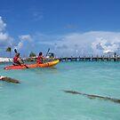 Kayaking by Adria Bryant