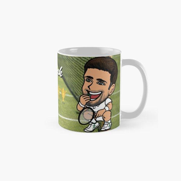 Novak Djokovic Classic Mug