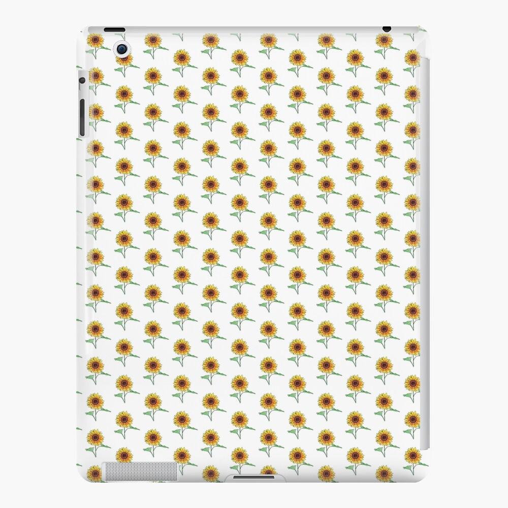 Sunflower iPad Case & Skin
