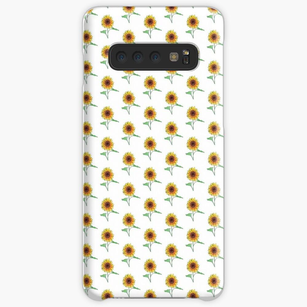 Sunflower Case & Skin for Samsung Galaxy