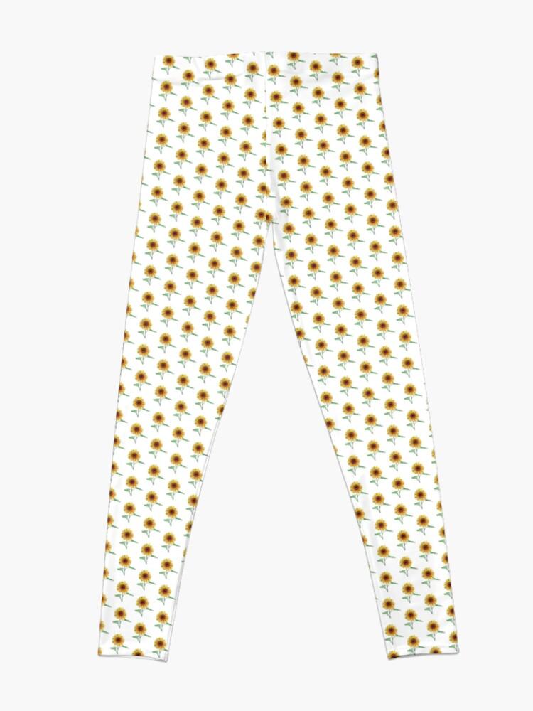 Alternate view of Sunflower Leggings