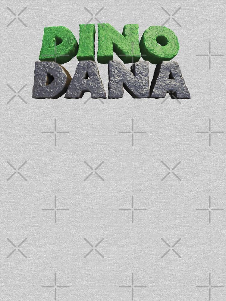 Dino Dana by symbolized