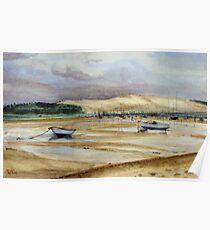 Dune de Pilat from Cap Ferret Poster