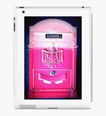 Angel1 Postbox iPad Case/Skin