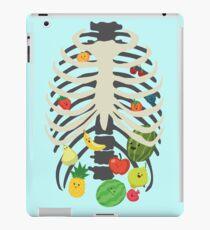 Eating healthy iPad Case/Skin