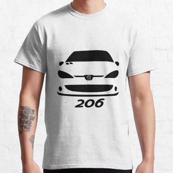206 gti T-shirt classique