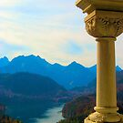 Castle View by Jeri Garner