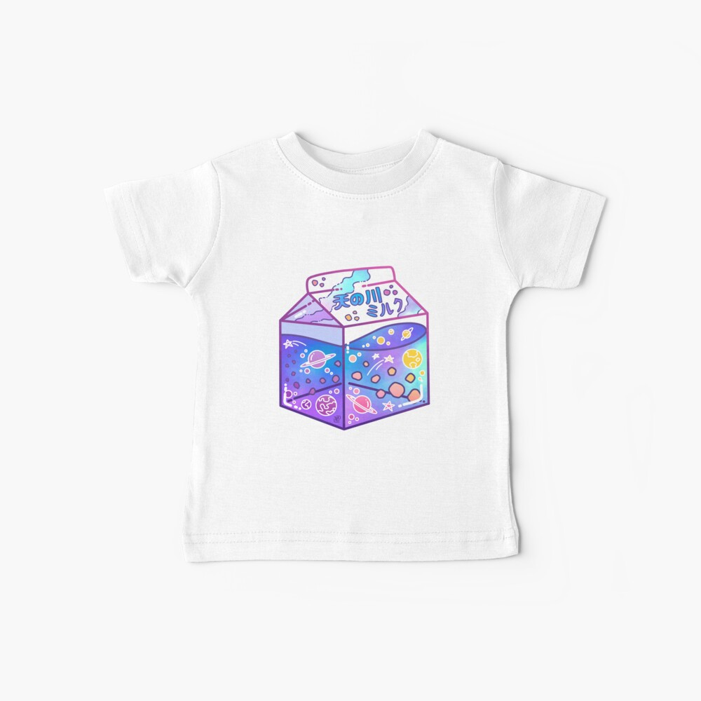 Milky Way Milk Carton Baby T-Shirt