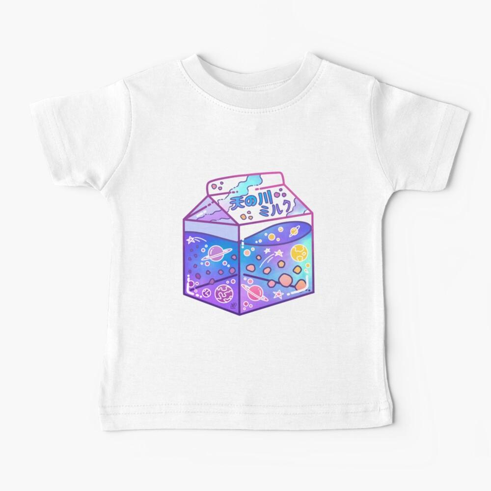 Milky Way Milk Carton Baby T-Shirt